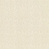 Bradford Abelle Damask Swirl Beige Wallpaper 492-2002