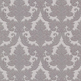 Bradford Bigelow Fabric Damask Mauve Wallpaper 492-2210