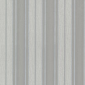 Bradford Knight Elegant Stripe Silver Wallpaper 492-2312