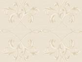 Brilliance April Acanthus Lattice Linen Wallpaper BRL980116