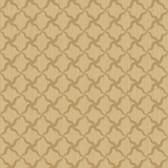 Brilliance Alexi Ornate Criss Cross Ginger Wallpaper BRL980410