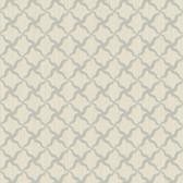 Brilliance Alexi Ornate Criss Cross Pistachio Wallpaper BRL98044