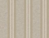 Brilliance Poppy Baroque Stripe Hazelnut Wallpaper BRL98132