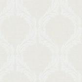 Buckingham Blake Ogee Lace Wallpaper 495-69050