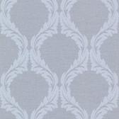 Buckingham Blake Ogee Mauve Wallpaper 495-69051