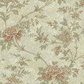 Carleton Floral Trail Hazelwood Wallpaper 292-80304