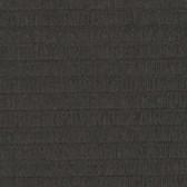Contemporary Grasscloth Dark Brown Wallpaper 302060