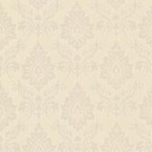 Chateau Chambord Alcina Grand Damask Cream Wallpaper FS1172