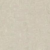 Chateau Chambord Donata Regal Scroll Sage Wallpaper FS1293