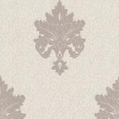 Chateau Chambord Bianca Noble Damask Bone Wallpaper FS13241