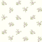 344-68705-Petra Purple Roselle Toss wallpaper