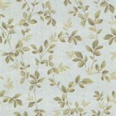 344-68724-Cleo Dark Blue Dog Rose Leaf Trail wallpaper