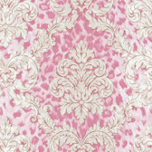 Contemporary Christel Gabriella Ogge Busy Toss Magenta Wallpaper CHR11701