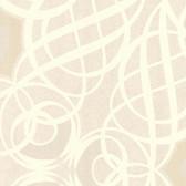 Eijffinger 341732-Caspian Champagne Swirling Geometric wallpaper