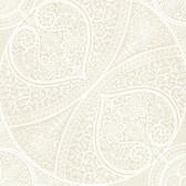 Eijffinger 341750-Yasamin Champagne Mehndi Medallion wallpaper