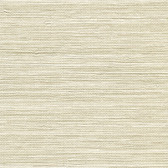 WD3004-Viendra Cream Faux Grasscloth Wallpaper
