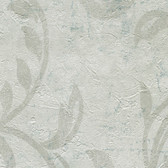 WD3081-Plume Off White Modern Scroll Wallpaper