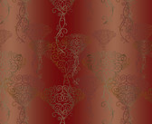 Vision VSN211019 - Brown Bouquet wallpaper