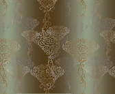 Vision VSN211025 - Espresso Bouquet wallpaper