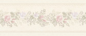 992B07571-Alexa Pastel Floral Meadow Border wallpaper
