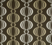 Verve Azhar Retro Orb Walnut Wallpaper 59-54114