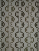 Verve Azhar Retro Orb Ash Wallpaper 59-54115