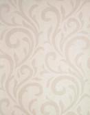 Verve Dante Swirl Periwinkle Wallpaper 59-54167