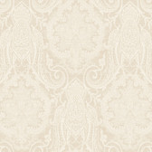 EK4125 - Ronald Redding 18 Karat II Laurens Cream Wallpaper
