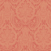 EK4129 - Ronald Redding 18 Karat II Laurens Tangerine Wallpaper