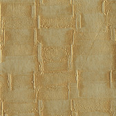 EK4133 - Ronald Redding 18 Karat II Dimity Pearlescent Metallic Gold Wallpaper