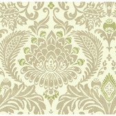 BLOOMSBURY (DAMASK) RRD0732 WALLPAPER