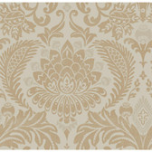 BLOOMSBURY (DAMASK) RRD0735 WALLPAPER