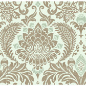 BLOOMSBURY (DAMASK) RRD0736 WALLPAPER
