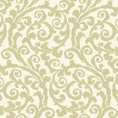 Sculptured Surfaces Calabash Sage Wallpaper RD3519