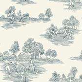 Houndstooth Fairfield Ridge White Wallpaper ML1202