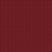 Houndstooth Hampton Garnet Wallpaper ML1283