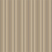 Houndstooth Farleigh Stripe Cedar Wallpaper ML1298