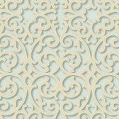 TD4725 Dimensional Effects Fortuna Pistachio Wallpaper