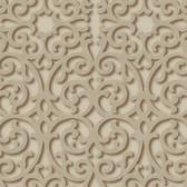 TD4729 Dimensional Effects Fortuna Oat Wallpaper