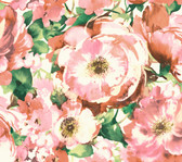 white & red & orange & pink & green & yellow & yellow & green & green Watercolors Watercolor Poppy Wallpaper