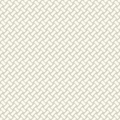 Watercolors Basketweave Grey Wallpaper WT4596