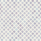 Watercolors WT4578 ARTISAN TILE  Wallpaper