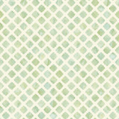Watercolors WT4583 ARTISAN TILE  Wallpaper