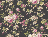 Callaway Cottage CT0803 Rose Floral Trail Wallpaper