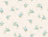 Callaway Cottage CT0809 Full Floral Scroll Wallpaper