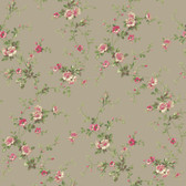 Casabella II BA4517 Floral Trail Wallpaper