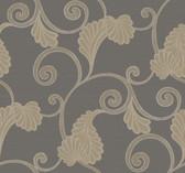 Elements RL1126 Earthy Scroll Wallpaper