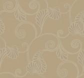 Elements RL1129 Earthy Scroll Wallpaper