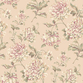 Arlington EL3903 Painterly Floral Wallpaper