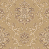 Arlington EL3934 Bohemian Damask Wallpaper